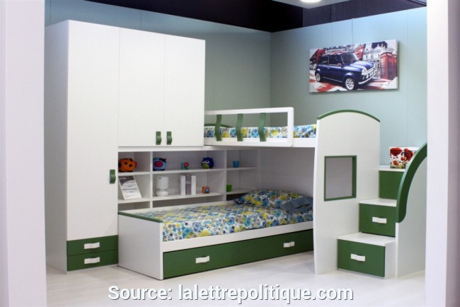 Gallery Of Asta Del Mobile Camerette Per Bambini Cucine Mo Construction Career Days