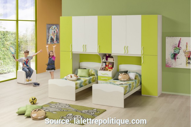 Beautiful Nuovo Arredo Camerette Pictures - Amazing House D ...
