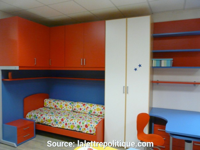 Awesome Camerette Per Bambini Usate Gallery - Design and Ideas ...