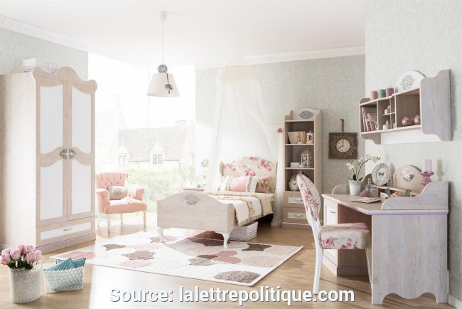 Emejing camerette country chic pictures - Camerette shabby chic ...