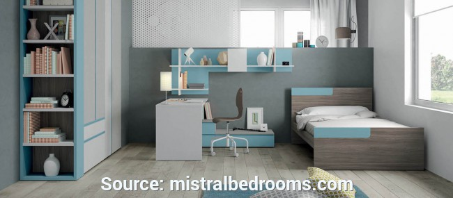 Magnifico Camerette Mistral Homes Furniture Solutions For Children'S Bedrooms - Mis