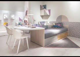 Fascino Doimo Cityline Camerette Doimo Cityline: From The Fairy Tale To A New Concept Of Design - D
