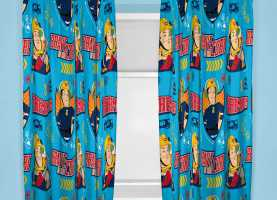 Fresco Tende Cameretta Star Wars Boys Bedroom Character Curtains Marvel,star Wars, Paw Patrol