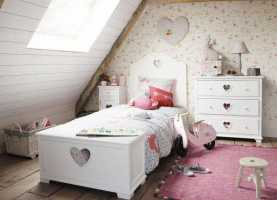 Costoso Camerette Shabby Per Ragazze Camerette ~ Awesome Camerette Country Chic Ideas Bakeroffroa