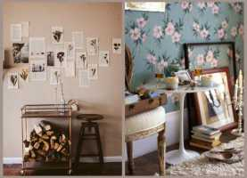 Incredibile Come Arredare Una Stanza Vintage Gallery Of Diy 10 Idee Su Come Decorare Una Parete Di Casa - Ide