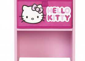 Eccellente Mobili Cameretta Hello Kitty Comodino Hello Kitty: Amazon.It: Casa E Cu