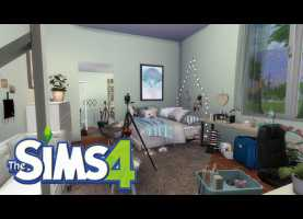 Costoso Camerette Bimbi The Sims 3 The Sims 4 - Speed Room Build #3 - Come Vorrei Modificare La Mi