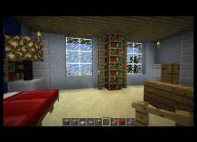 Incredibile Come Arredare Una Stanza In Minecraft Minecraft - Tutorial