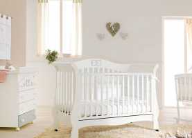 Elegante Cameretta Pali Prestige Tiffany Baby Bed Prestige Tiffany By Pali At Www.Myitalianliving.Co