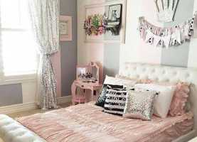 4 idee per decorare la camera room decoring tumblr ins for Pittura cameretta ragazza