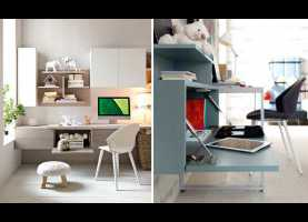 Elegante Doimo Cityline Office Homeworks Are Better In Kids Bedroom With A Study Corner. - D