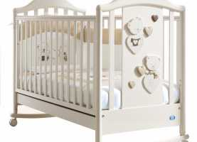 Magnifico Cameretta Pali Baby Baby Camerette ~ Lettino Celine Baby Pali Bianco €? Offertematerass