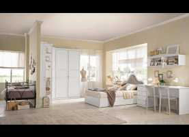 Camerette Bambini Shabby Chic : Camerette country chic. cameretta bimba shabby chic soluzioni per