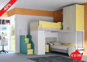 Incredibile Cameretta 2 Metri Camerette A Ponte Home Interior Idee Di Design Tendenze E Co