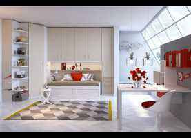Magnifico Ima Mobili Camerette Children'S Rooms Made In Italy Ima Mobili Composition 2