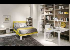 Completato Camerette Dielle Modus Dielle Modus: New Style In Bedroom - D