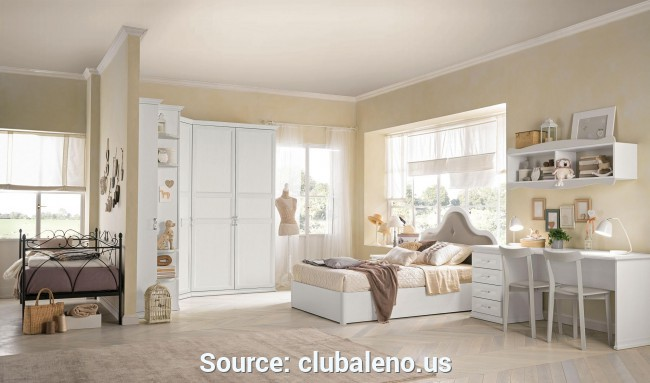 Delizioso Camerette Bimbi Shabby Awesome Cameretta Shabby Chic Images - Home Design Ideas 201