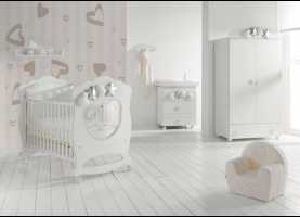 Eccellente Camerette Per Neonati Shabby Camerette ~ Love The Iron Bed! Even Tho This Is A Little Girl